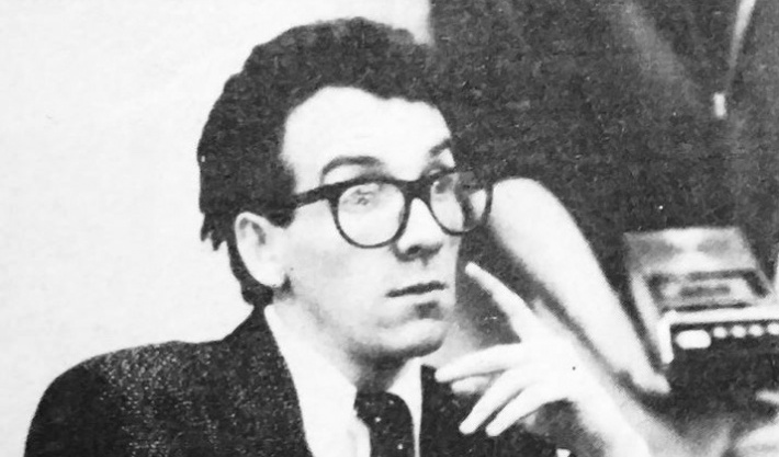 Elvis Costello Wins Friends and Influences People