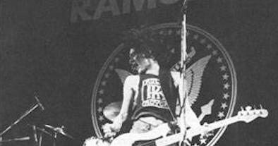 Dee Dee Ramone Didn't Wanna Be a Pinhead No More