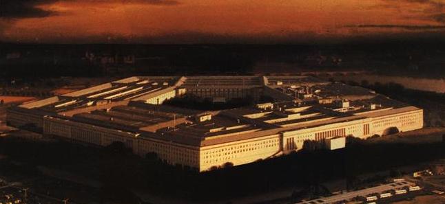 How the Pentagon Flies
