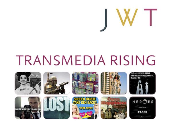 JWT Transmedia Rising