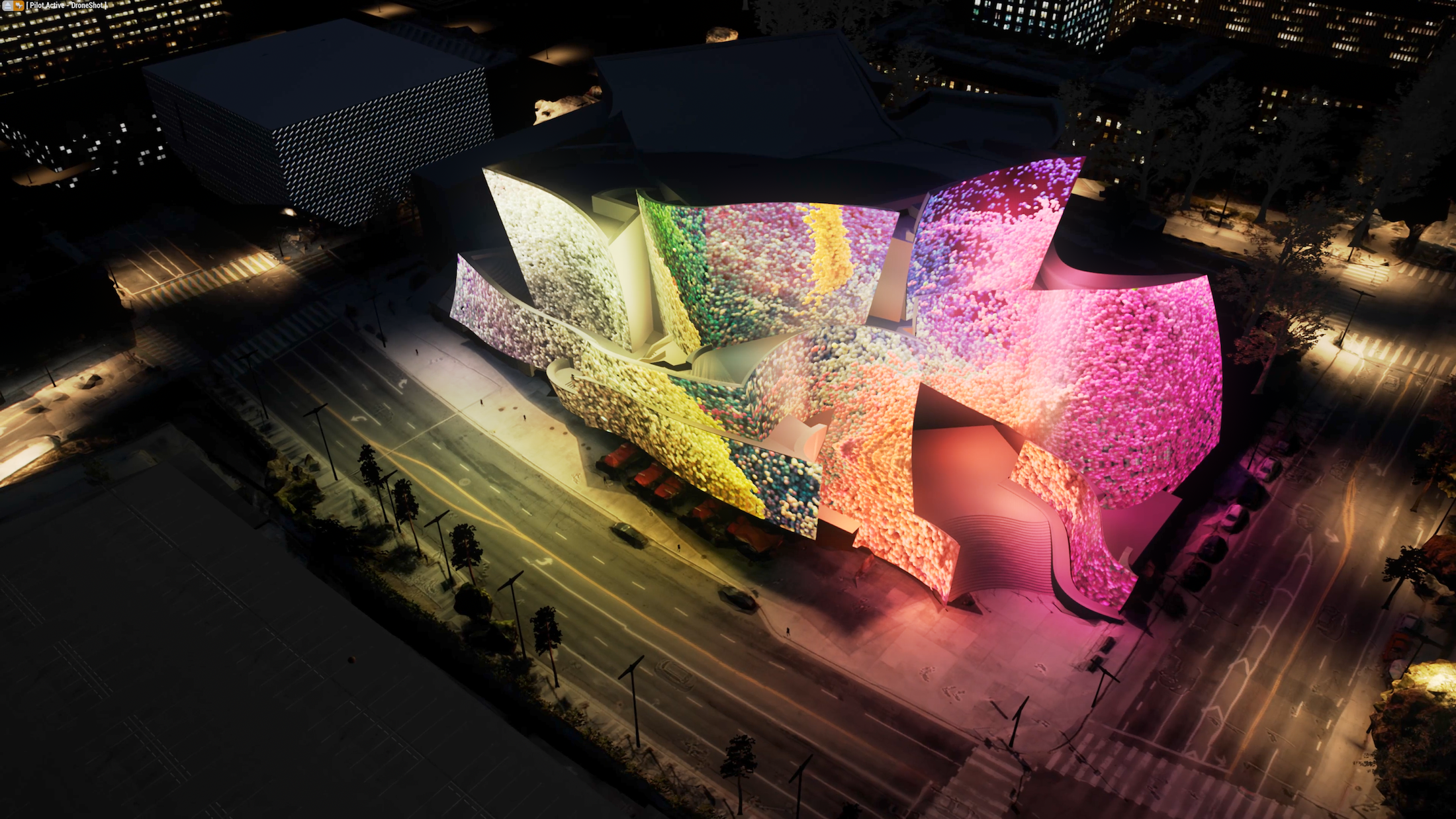 Frank Gehry's Disney Hall Is Technodreaming