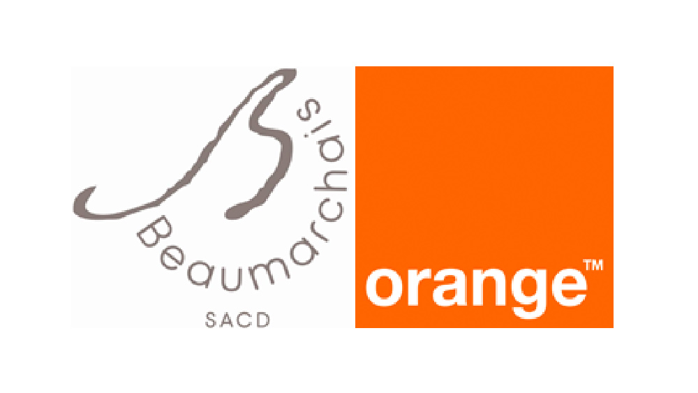 Beaumarchais SACD Orange