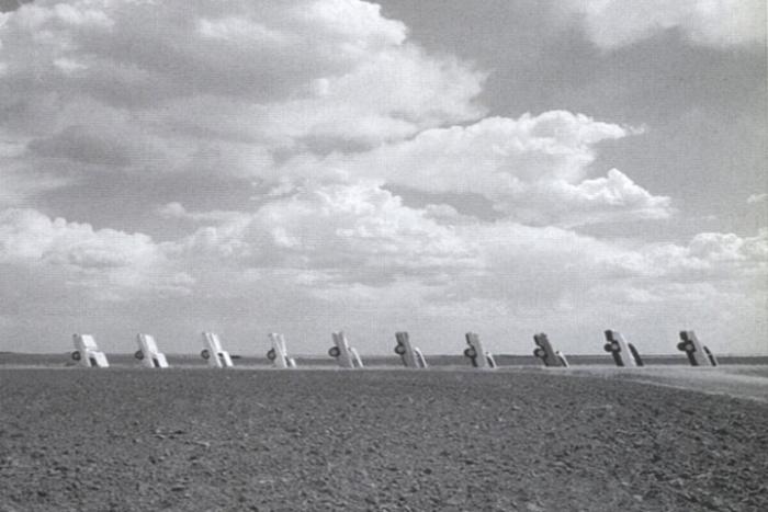 Amarillo's Answer to Stonehenge