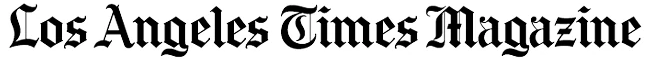 Los Angeles Times Magazine