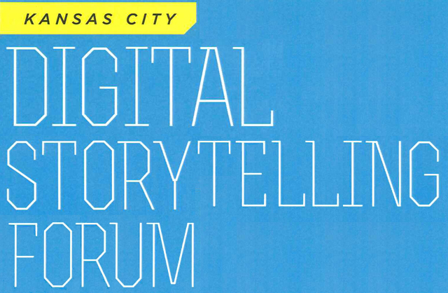 Digital Storytelling Forum (keynote)